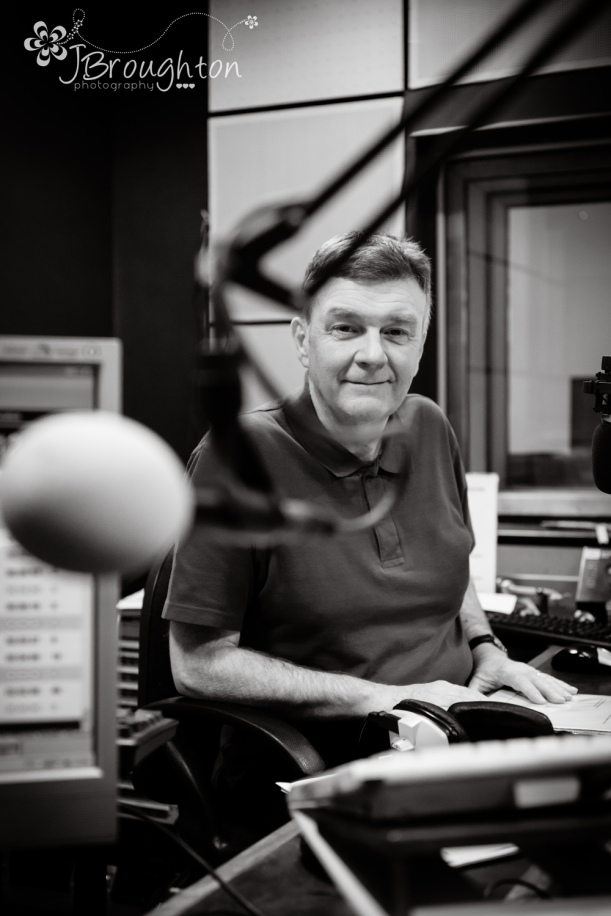 In Gillys Case It Took Several Years Working In A Bank Whilst Volunteering As A Hospital Radio Presenter Before He Was Able To Abandon A Real Job And